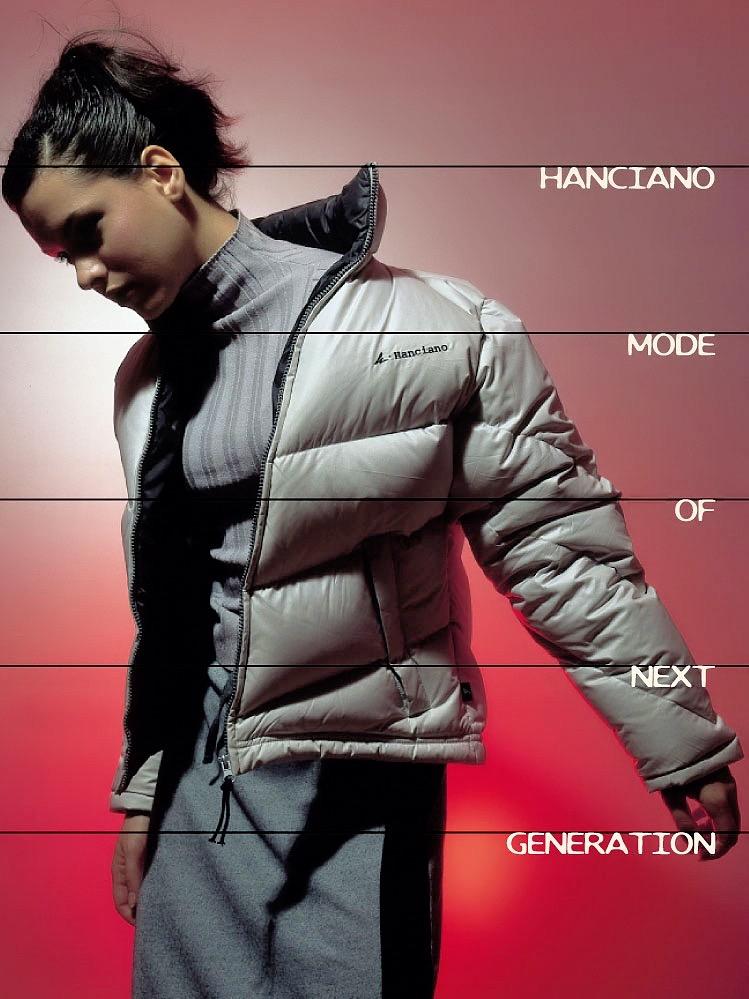 Hanciano Fw1999 Lookbook 03