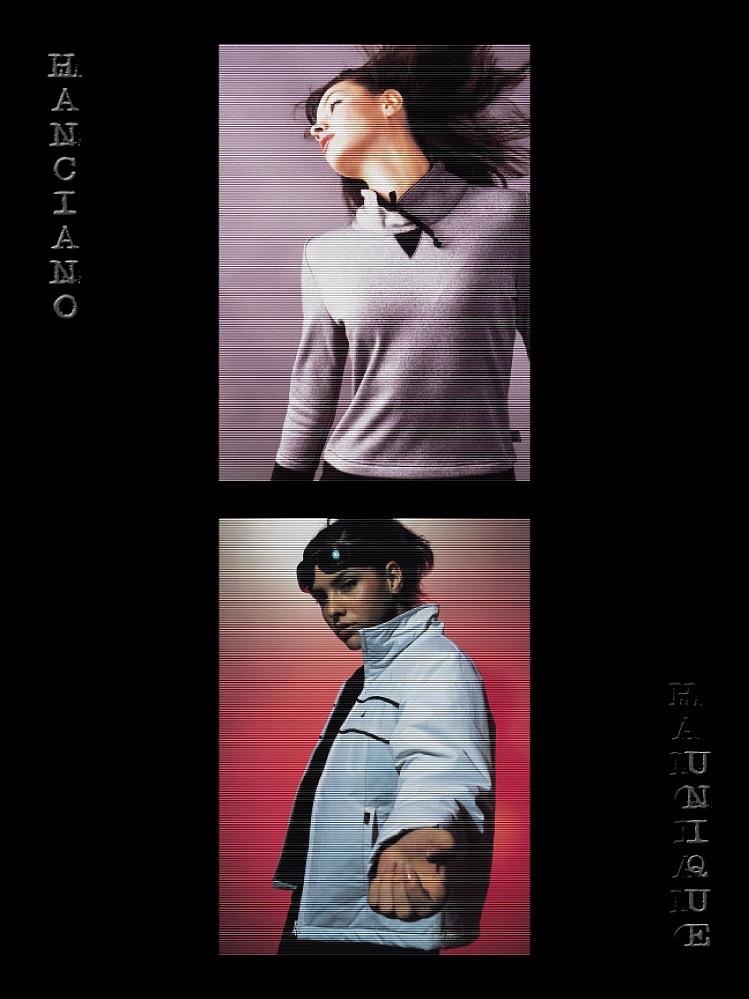 Hanciano Fw1999 Lookbook 04