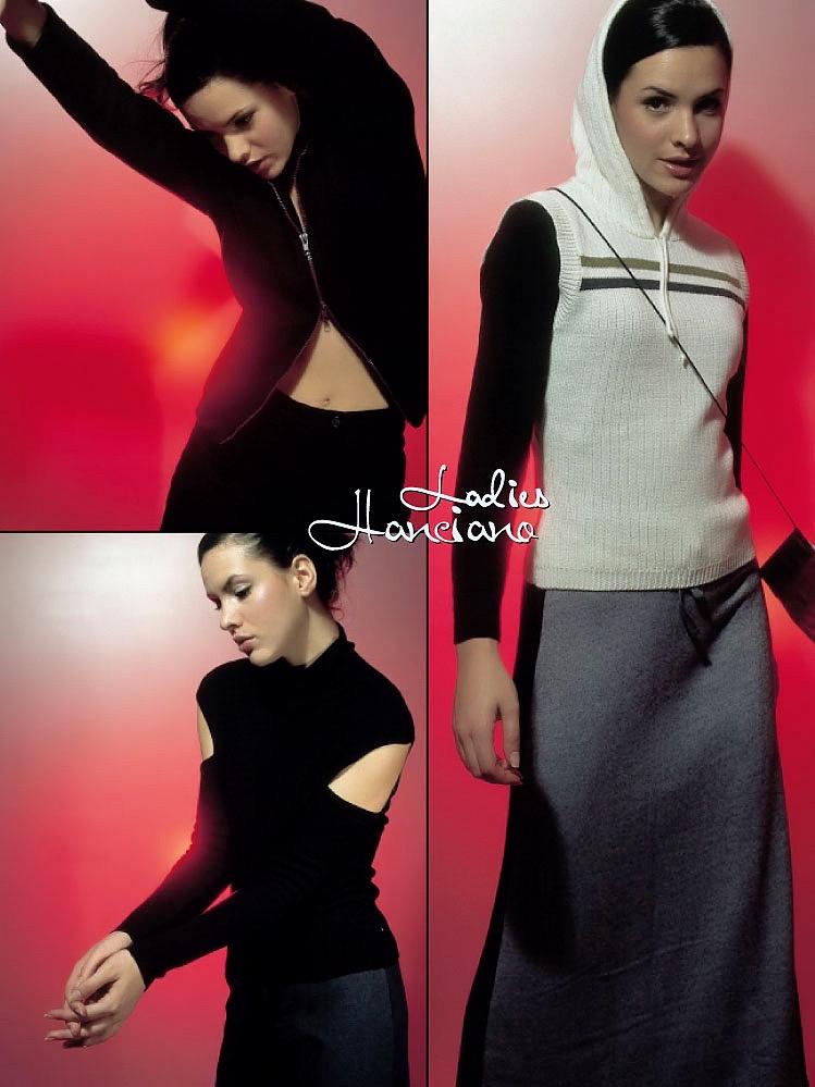 Hanciano Fw1999 Lookbook 05