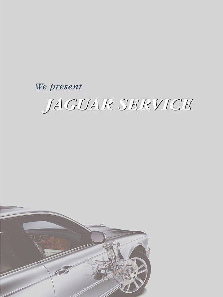 Jaguar Service Info Kit 01