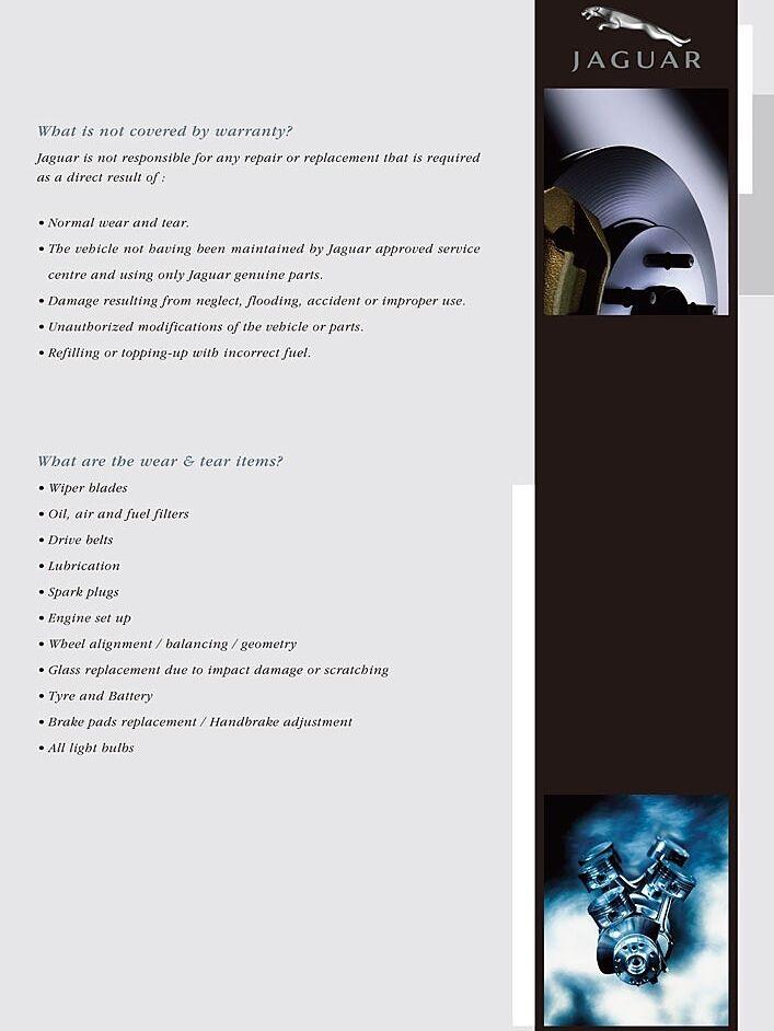 Jaguar Service Info Kit 05