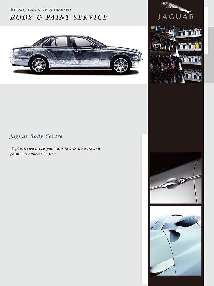 Jaguar Service Info Kit 06