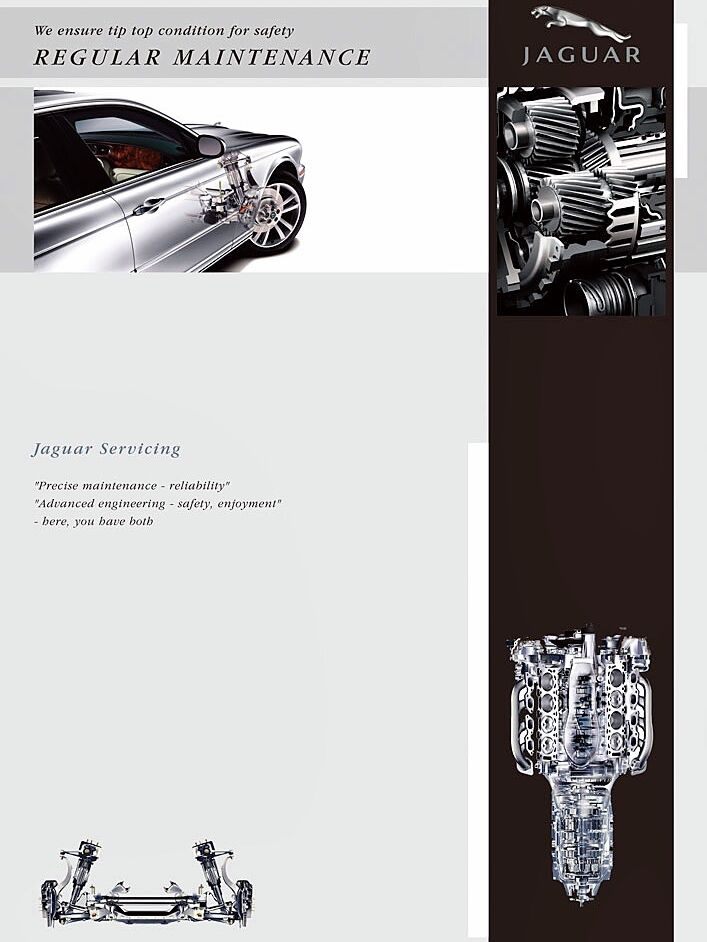Jaguar Service Info Kit 08
