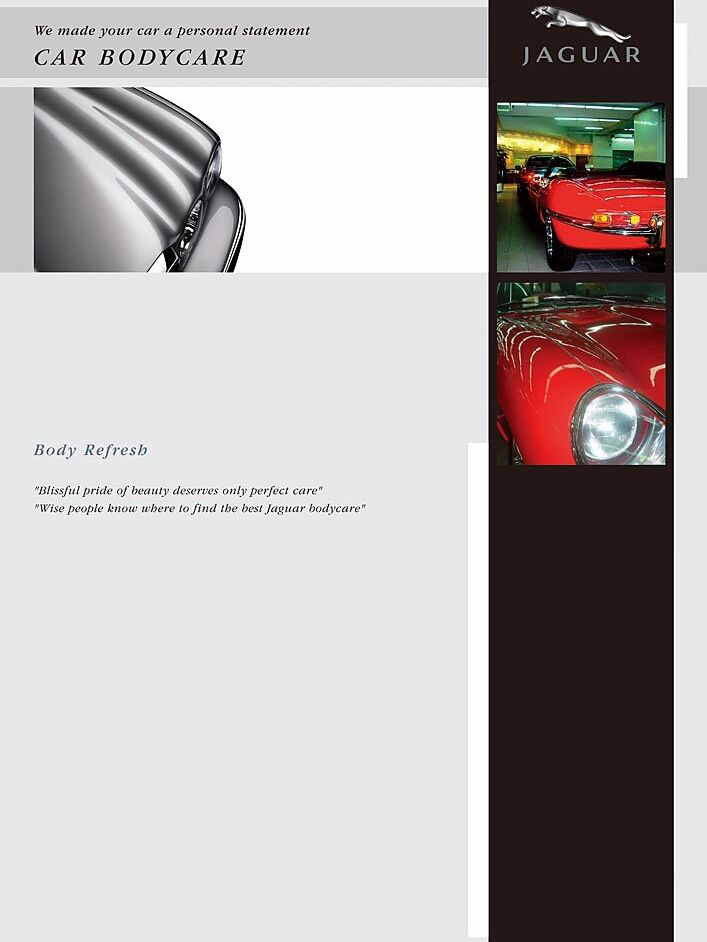Jaguar Service Info Kit 10
