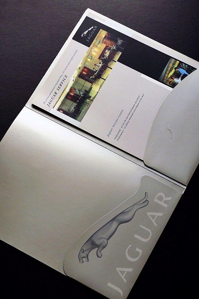 Jaguar Service Info Kit 12