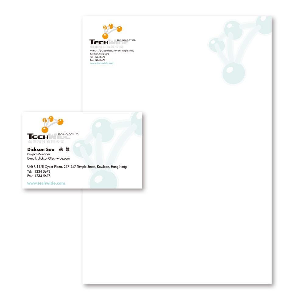 Misc Corporate Visual Identities 25