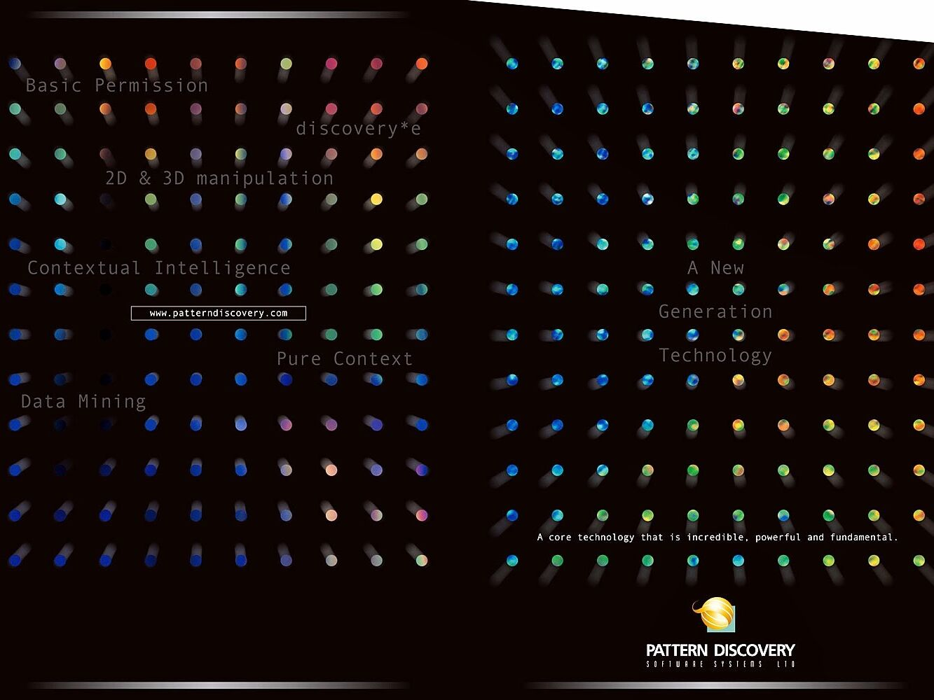 Pattern Discovery Info Set 02