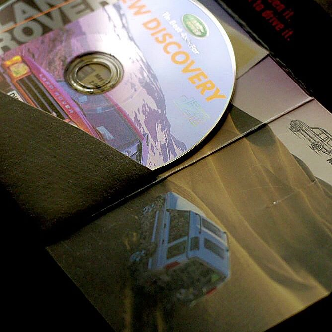 New Discovery Launch Cd 01