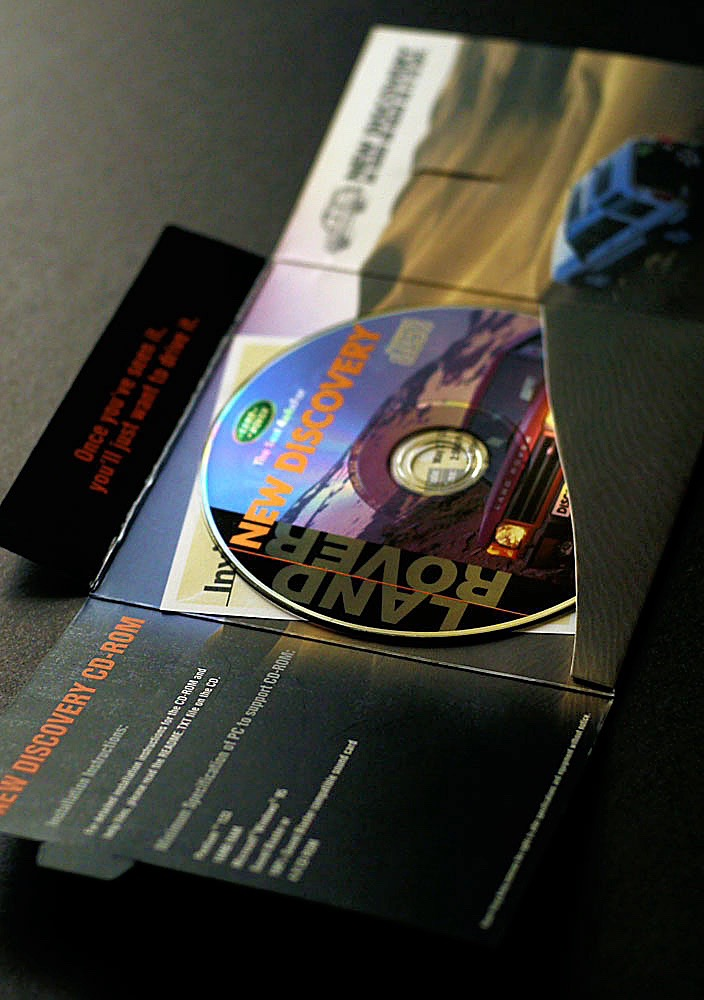 New Discovery Launch Cd 02