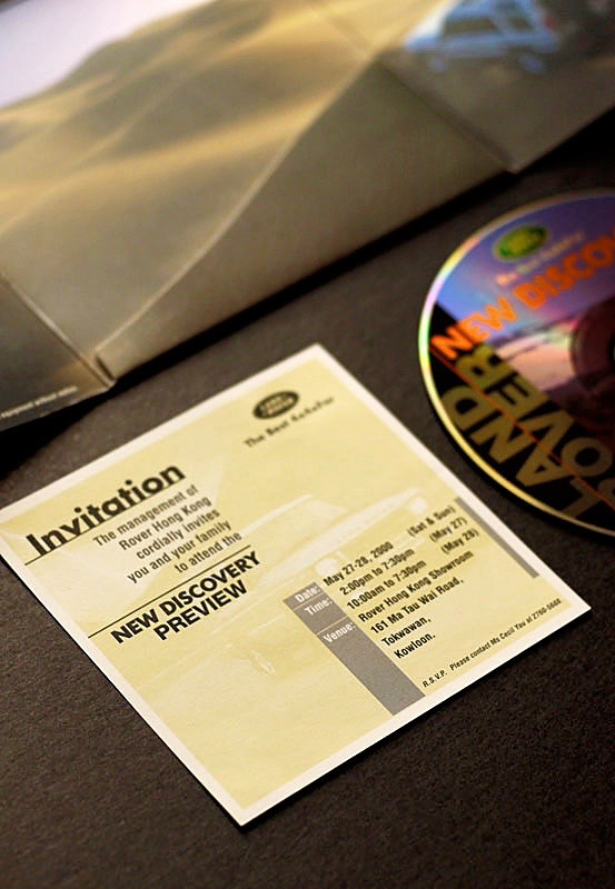 New Discovery Launch Cd 04