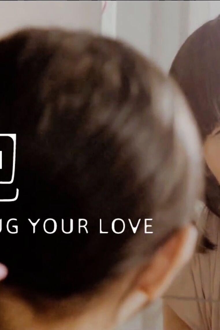 Satami Hug Your Love Typog
