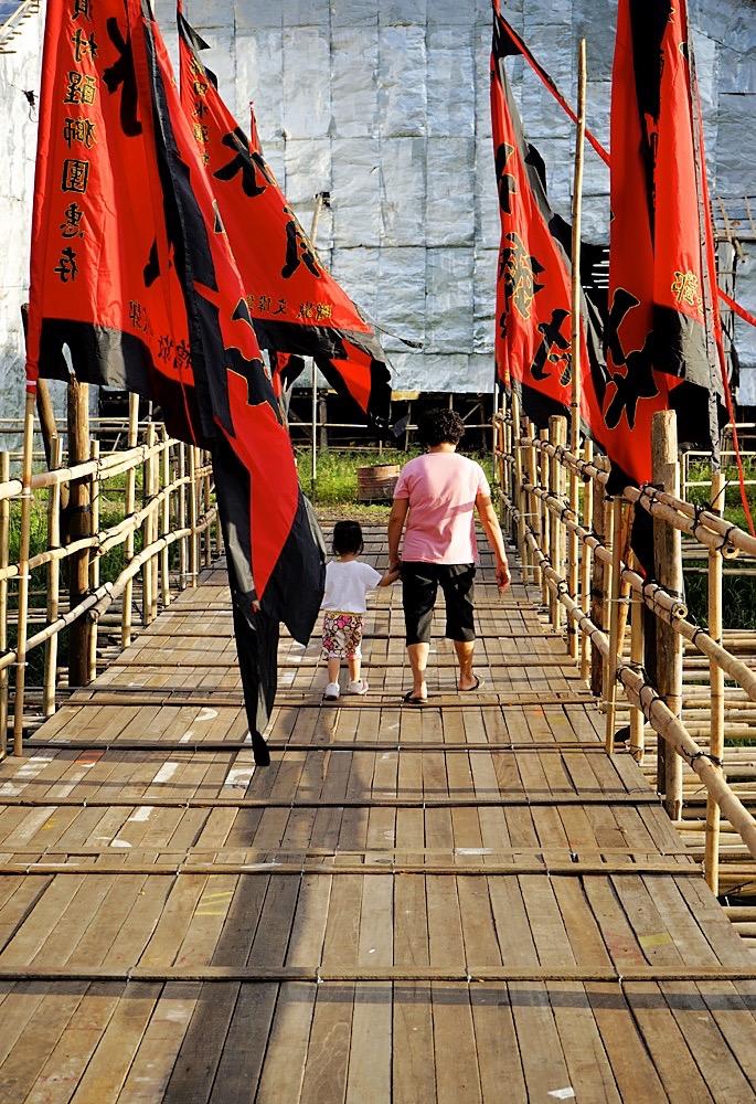 The 33rd Kam Tin 10 Year Festival Amp Rituals 2015 07