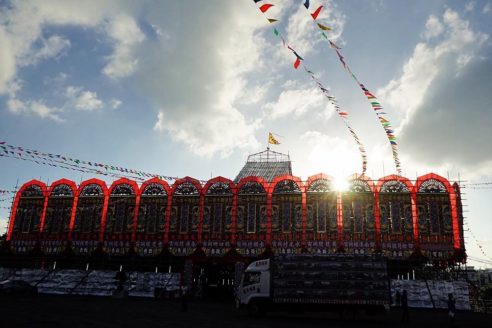 The 33rd Kam Tin 10 Year Festival Amp Rituals 2015 10