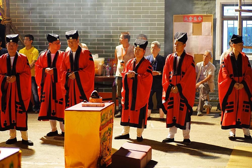 The 33rd Kam Tin 10 Year Festival Amp Rituals 2015 103