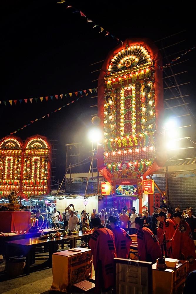 The 33rd Kam Tin 10 Year Festival Amp Rituals 2015 104