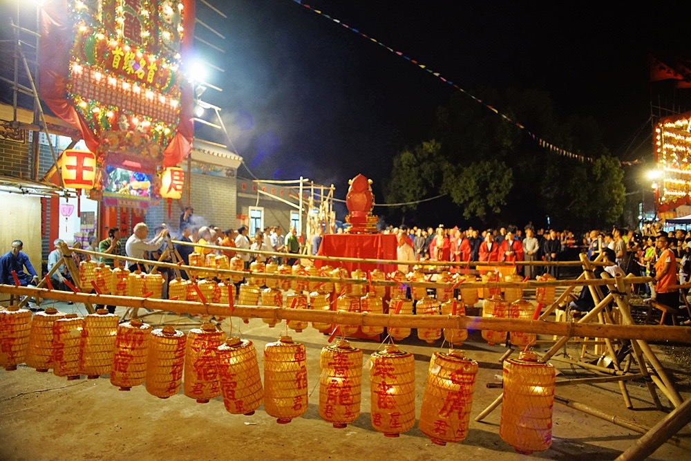 The 33rd Kam Tin 10 Year Festival Amp Rituals 2015 105