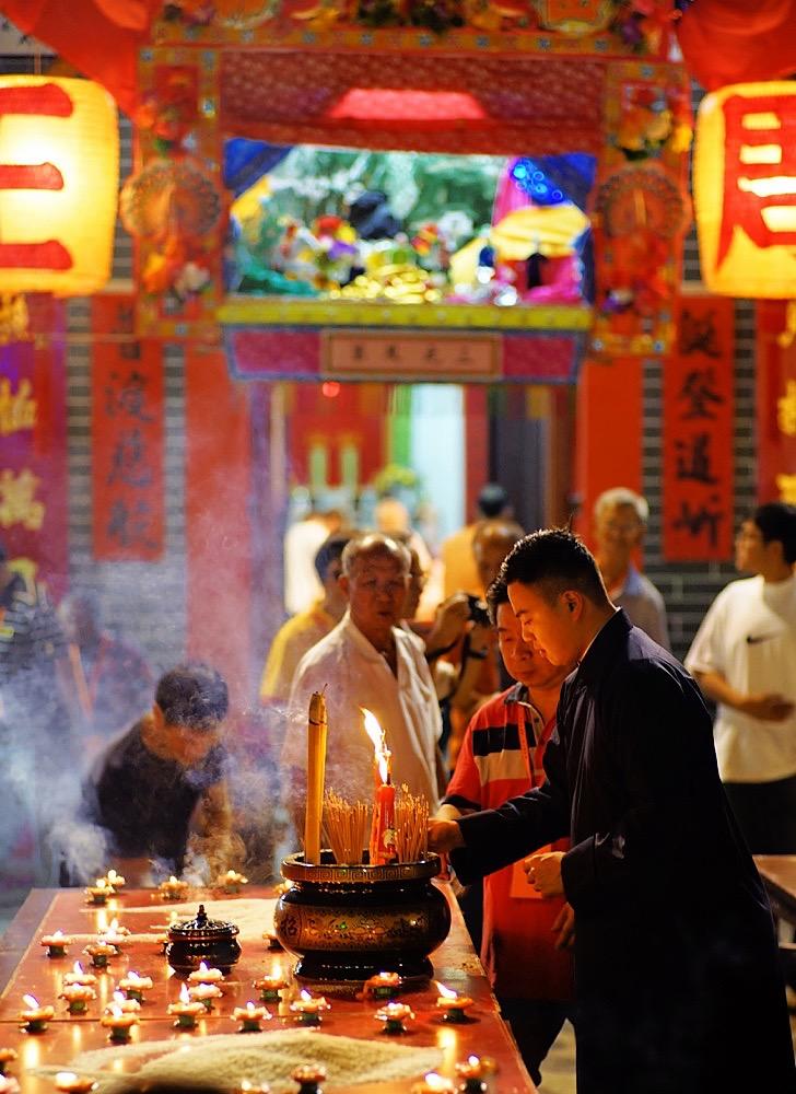 The 33rd Kam Tin 10 Year Festival Amp Rituals 2015 109