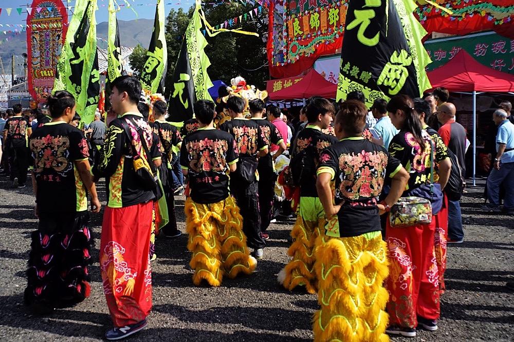 The 33rd Kam Tin 10 Year Festival Amp Rituals 2015 118