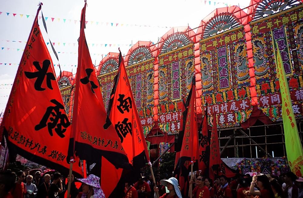 The 33rd Kam Tin 10 Year Festival Amp Rituals 2015 141