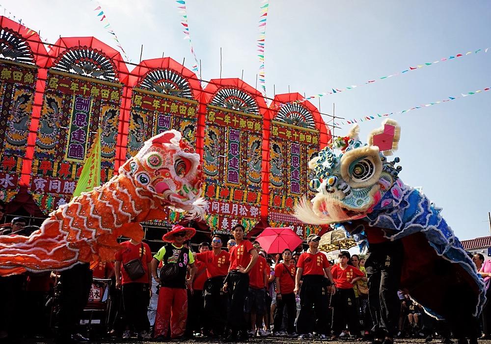 The 33rd Kam Tin 10 Year Festival Amp Rituals 2015 145