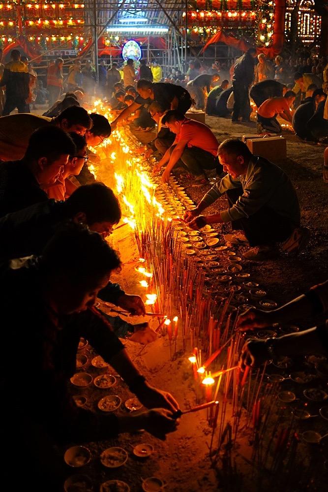 The 33rd Kam Tin 10 Year Festival Amp Rituals 2015 158