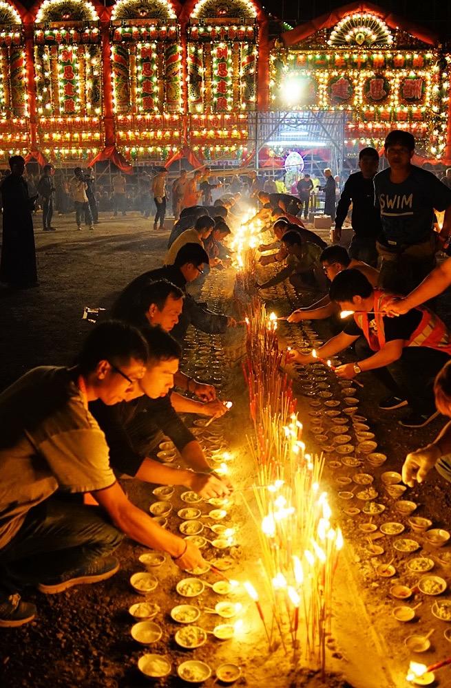 The 33rd Kam Tin 10 Year Festival Amp Rituals 2015 159