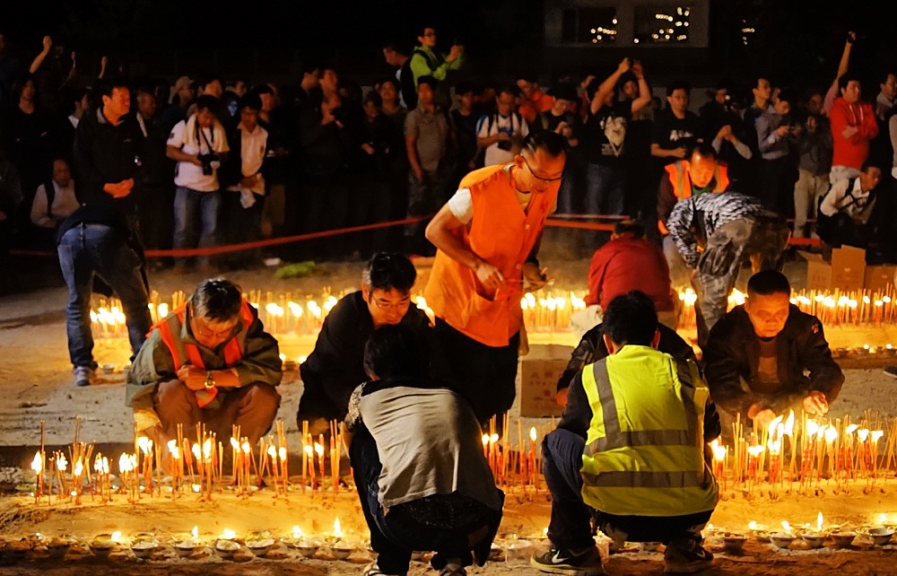 The 33rd Kam Tin 10 Year Festival Amp Rituals 2015 160