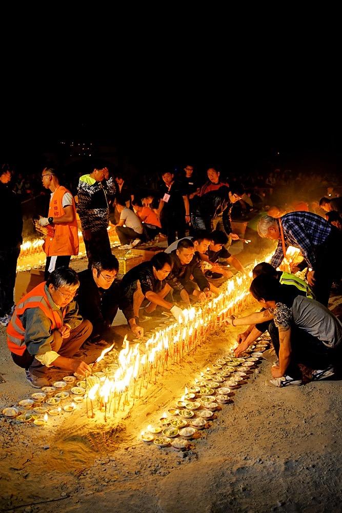 The 33rd Kam Tin 10 Year Festival Amp Rituals 2015 161