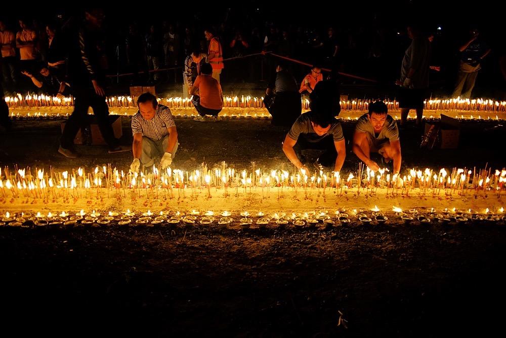 The 33rd Kam Tin 10 Year Festival Amp Rituals 2015 162