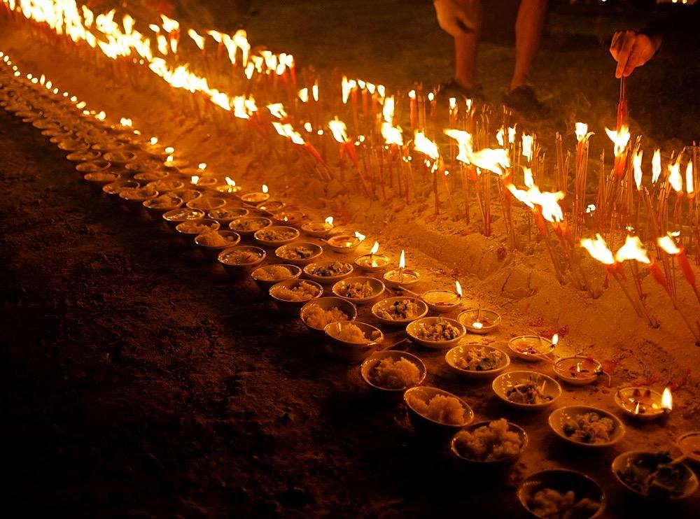 The 33rd Kam Tin 10 Year Festival Amp Rituals 2015 164