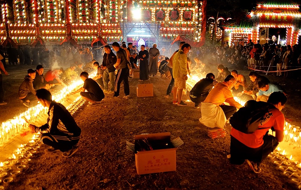 The 33rd Kam Tin 10 Year Festival Amp Rituals 2015 165