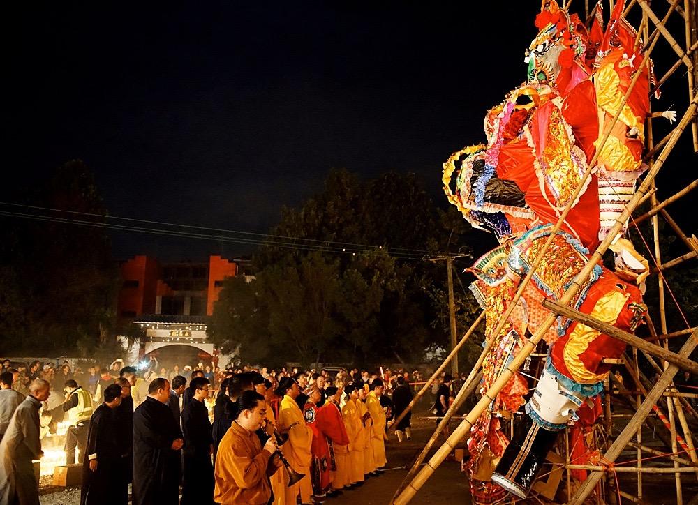 The 33rd Kam Tin 10 Year Festival Amp Rituals 2015 166