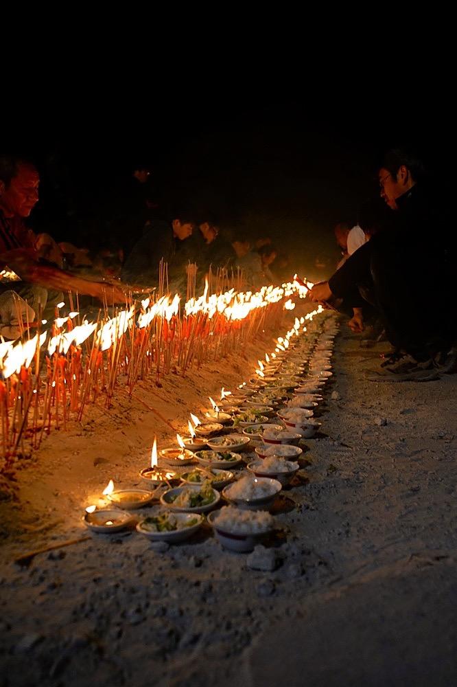 The 33rd Kam Tin 10 Year Festival Amp Rituals 2015 167