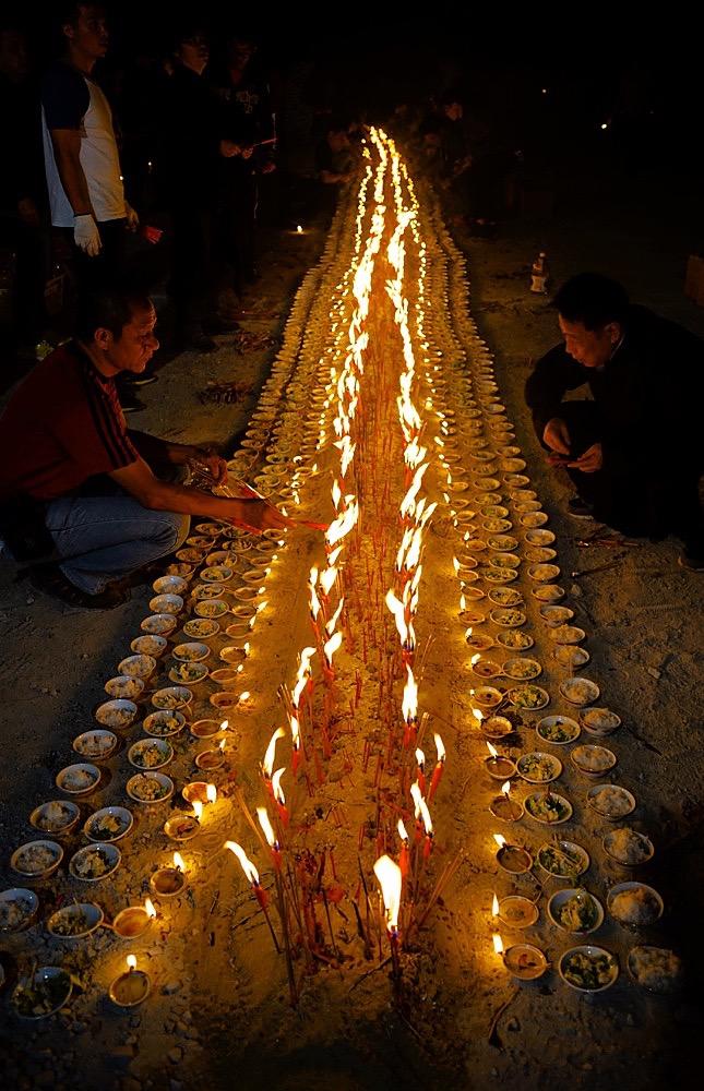 The 33rd Kam Tin 10 Year Festival Amp Rituals 2015 168