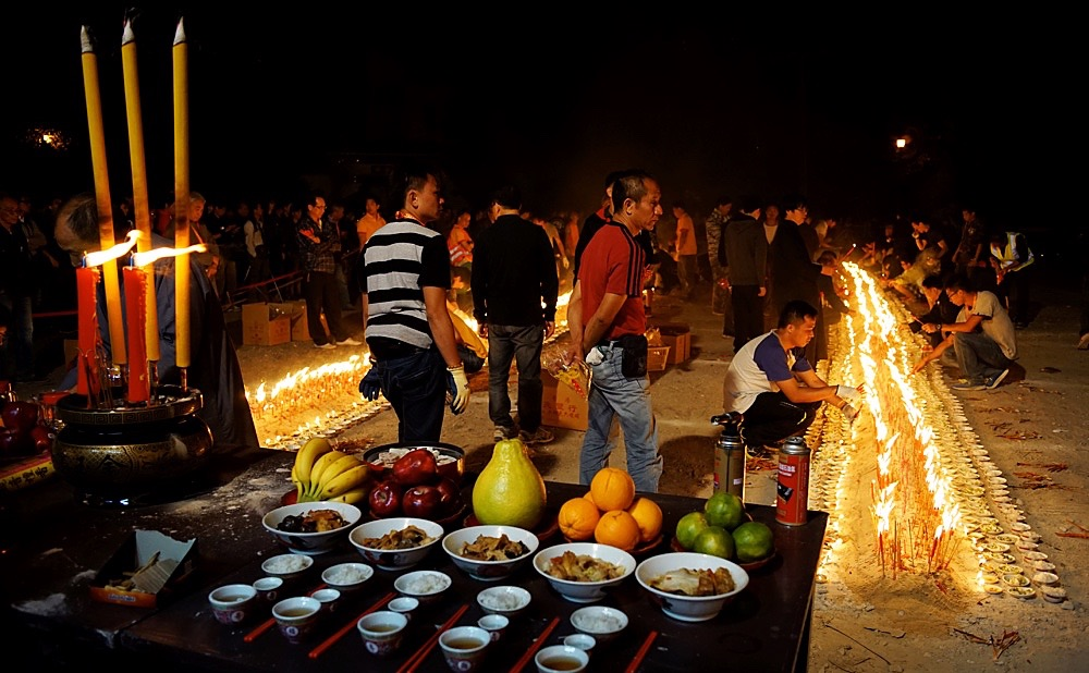 The 33rd Kam Tin 10 Year Festival Amp Rituals 2015 169