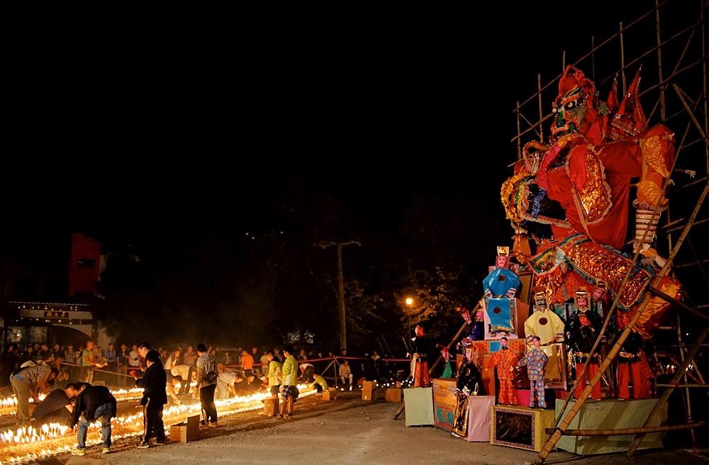 The 33rd Kam Tin 10 Year Festival Amp Rituals 2015 172