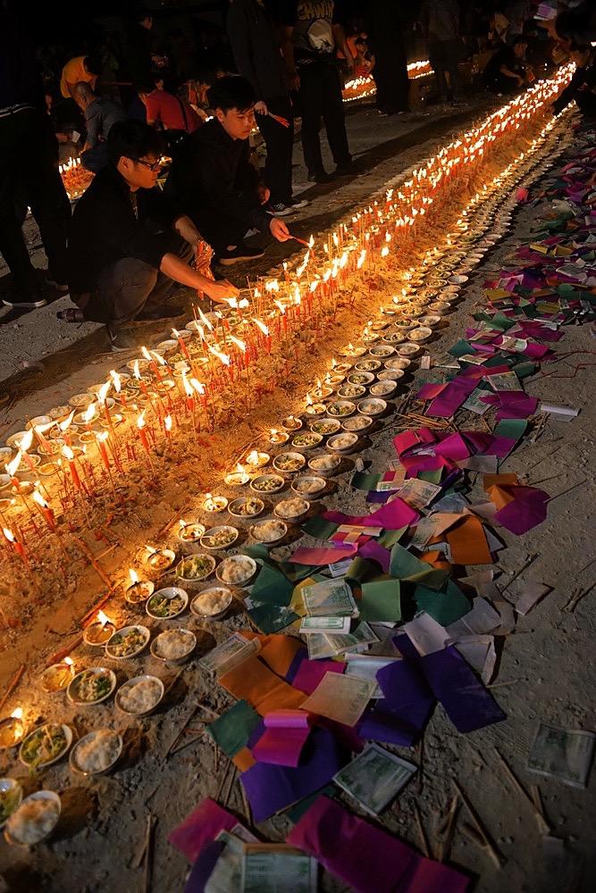 The 33rd Kam Tin 10 Year Festival Amp Rituals 2015 173