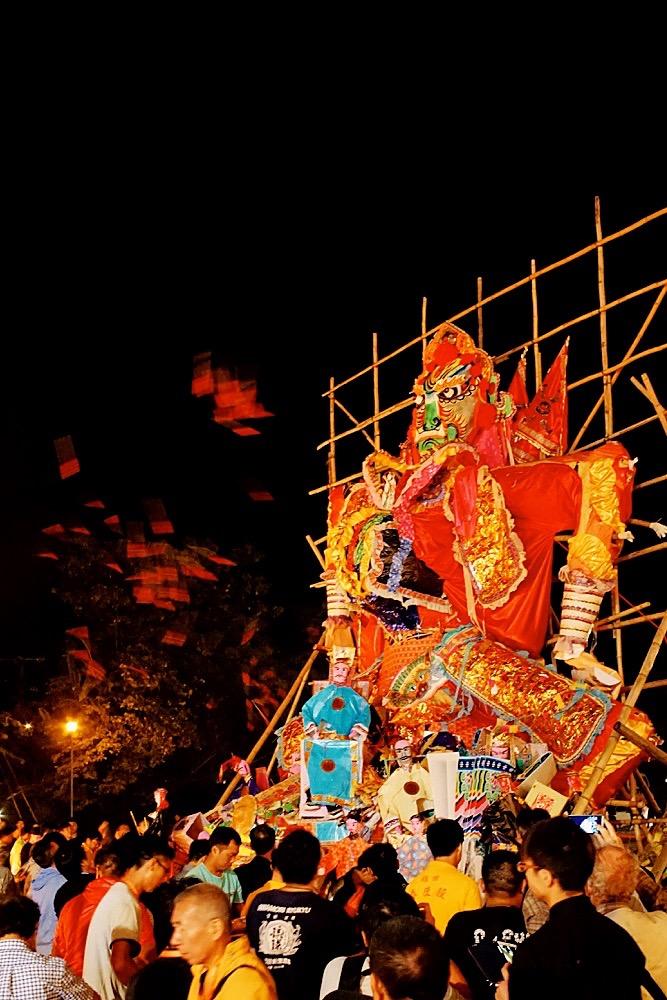 The 33rd Kam Tin 10 Year Festival Amp Rituals 2015 174