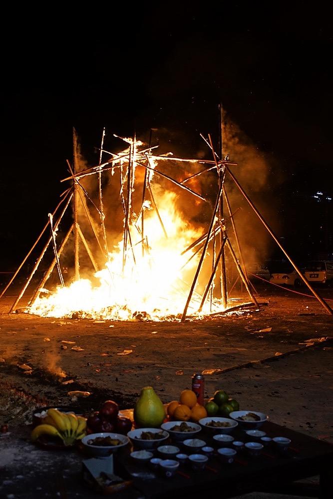 The 33rd Kam Tin 10 Year Festival Amp Rituals 2015 181
