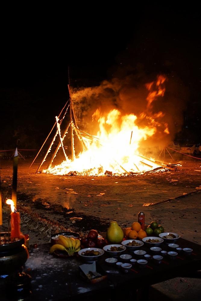 The 33rd Kam Tin 10 Year Festival Amp Rituals 2015 182