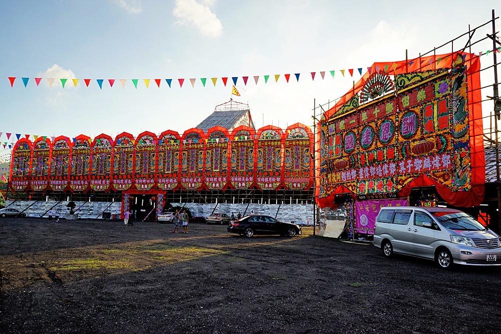 The 33rd Kam Tin 10 Year Festival Amp Rituals 2015 26