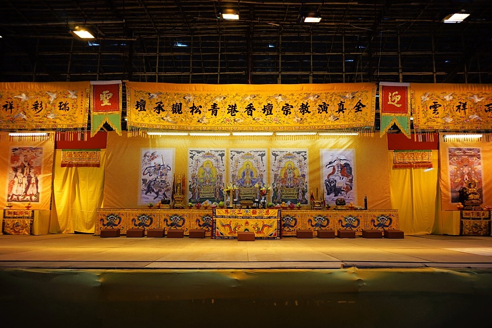 The 33rd Kam Tin 10 Year Festival Amp Rituals 2015 29
