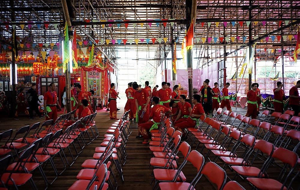 The 33rd Kam Tin 10 Year Festival Amp Rituals 2015 37