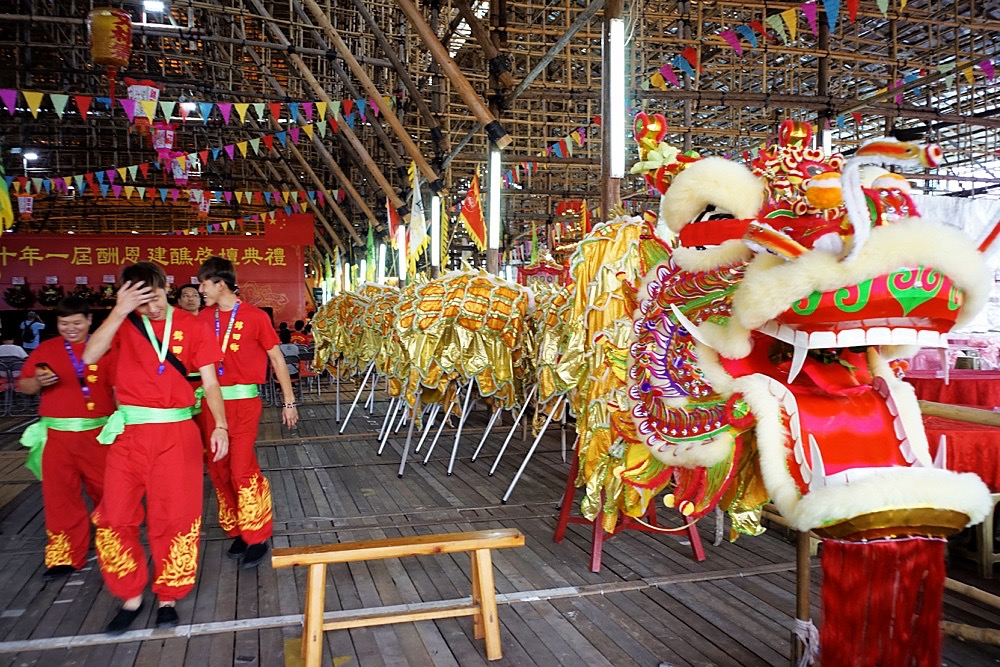 The 33rd Kam Tin 10 Year Festival Amp Rituals 2015 38