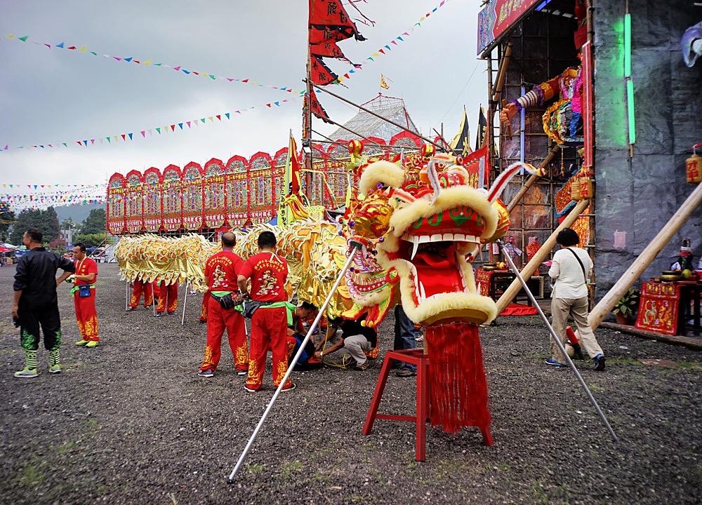 The 33rd Kam Tin 10 Year Festival Amp Rituals 2015 48