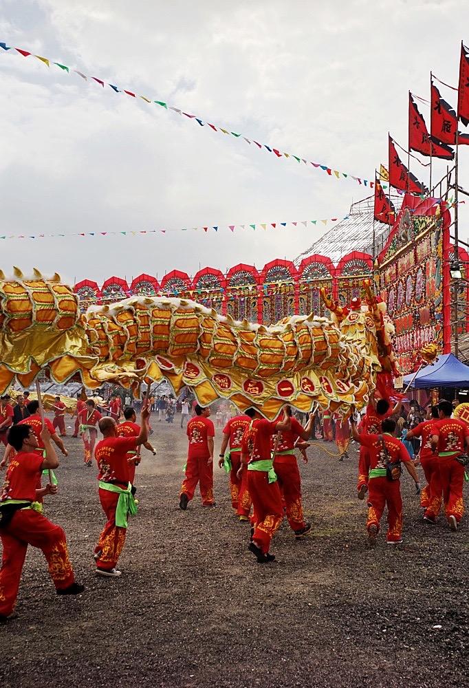 The 33rd Kam Tin 10 Year Festival Amp Rituals 2015 54