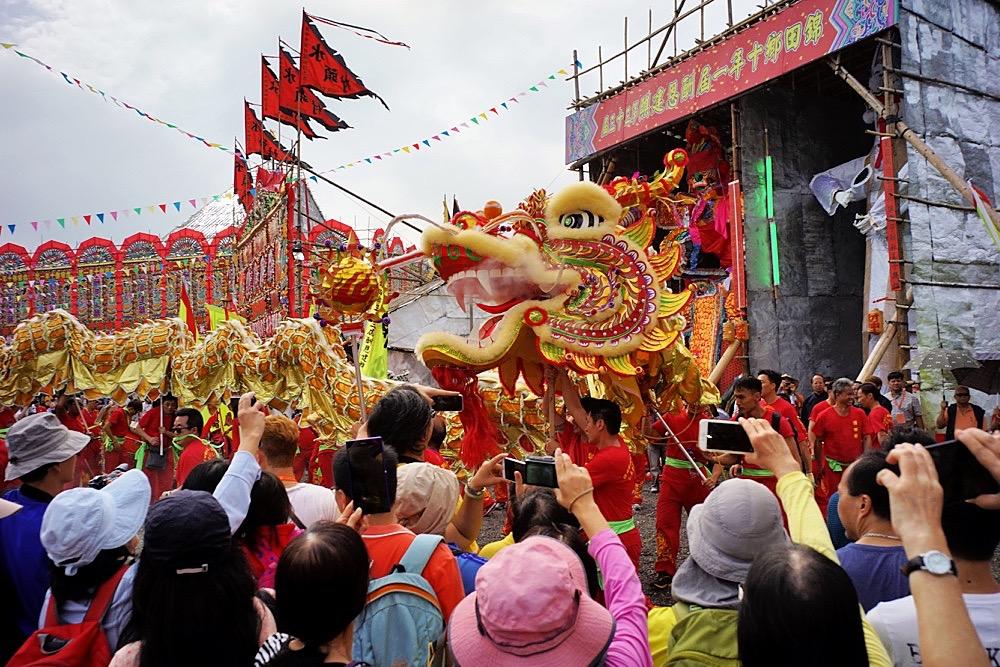 The 33rd Kam Tin 10 Year Festival Amp Rituals 2015 56