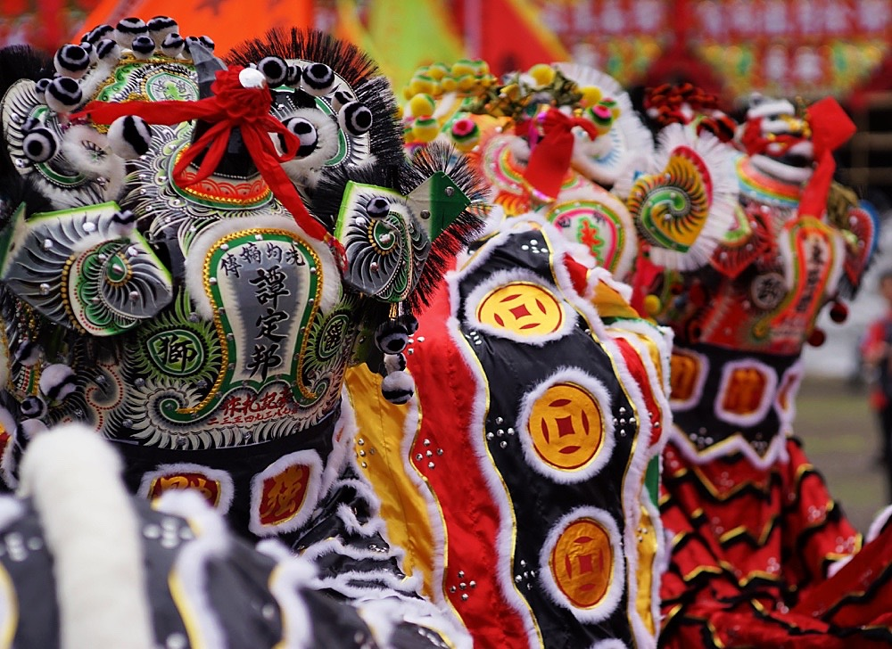 The 33rd Kam Tin 10 Year Festival Amp Rituals 2015 68