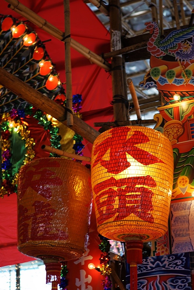 The 33rd Kam Tin 10 Year Festival Amp Rituals 2015 77