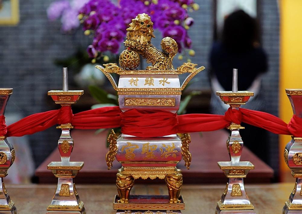 The 33rd Kam Tin 10 Year Festival Amp Rituals 2015 78